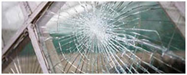 Nantwich Smashed Glass